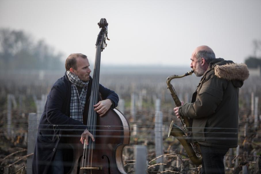 Jazz à Château Palmer Edition 2013 Bordeaux L Accord