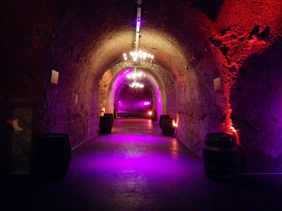 iCave, une solution de stockage du vin connectée