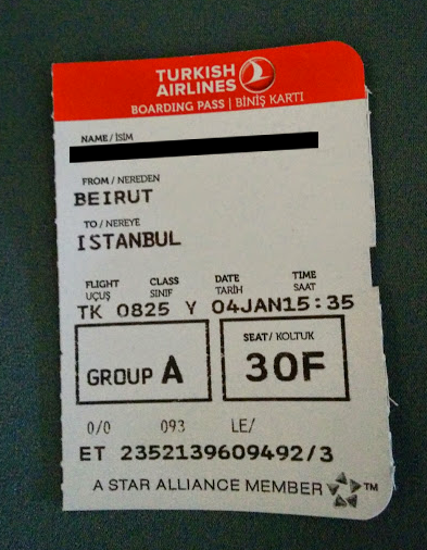 Open letter to Turkish Airlines > Lost Luggage ...
