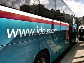 IDBUS Paris Bercy