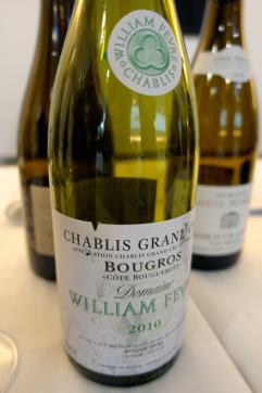 Domaine William Fevre - Grand Cru Chablis Bougros
