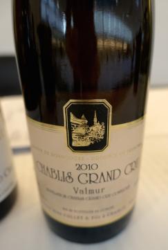 Domaine Jean Collet - Grand Cru Chablis Valmur