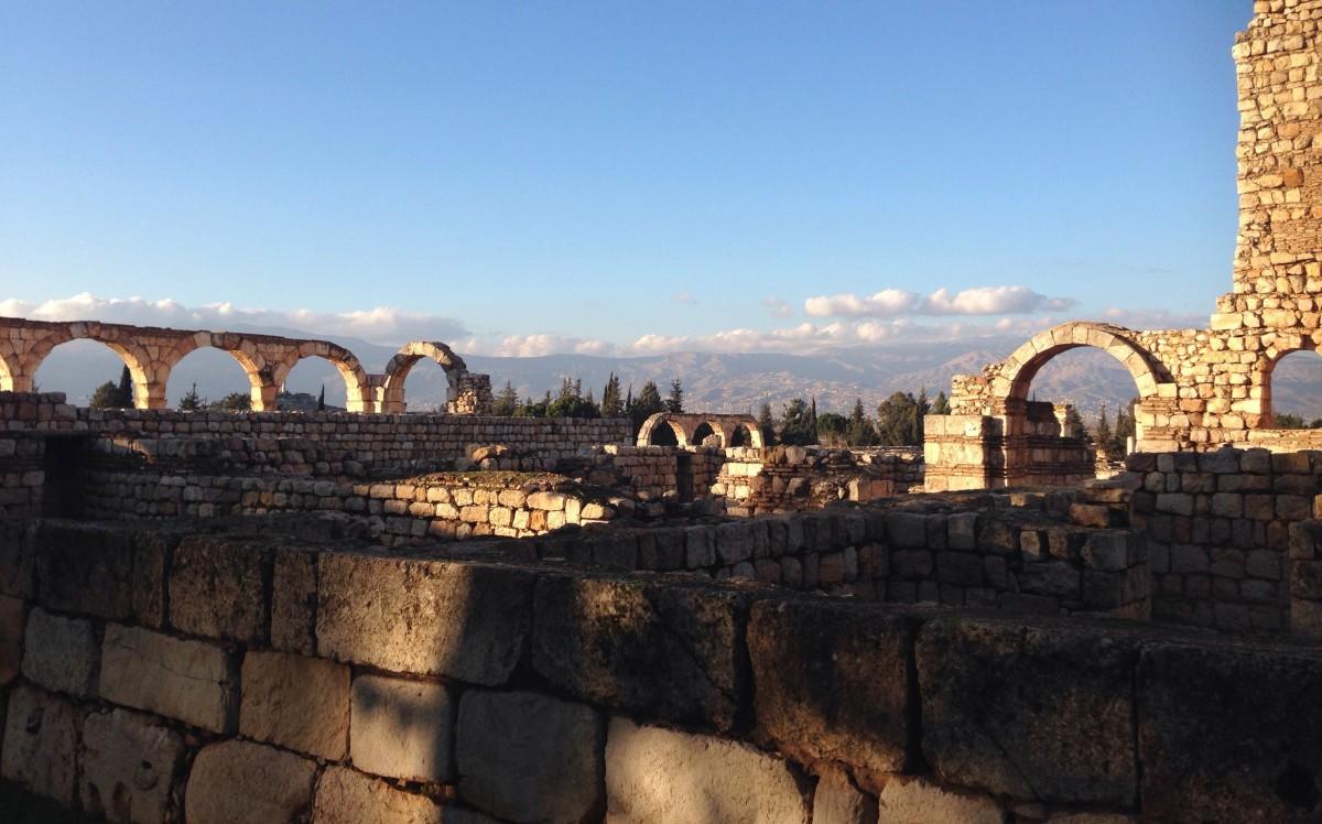 Anjar, la citta' armena nel cuore della Beqaa #genocidioarmeno