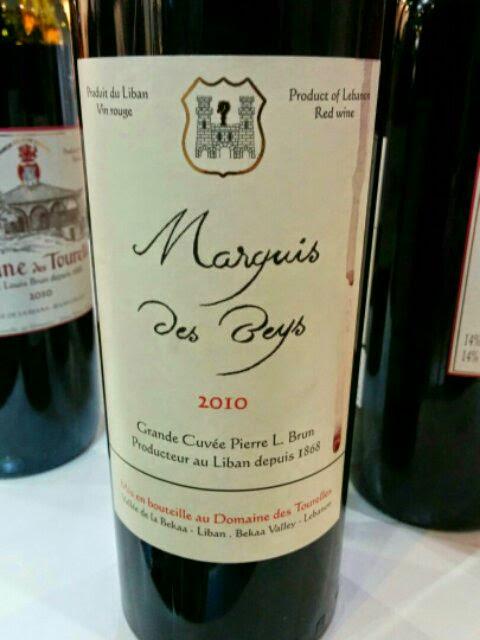 Marquis Des Beys 2010