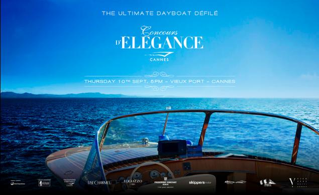 Le Yachting Festival Cannes lance son premier Concours d'Elégance