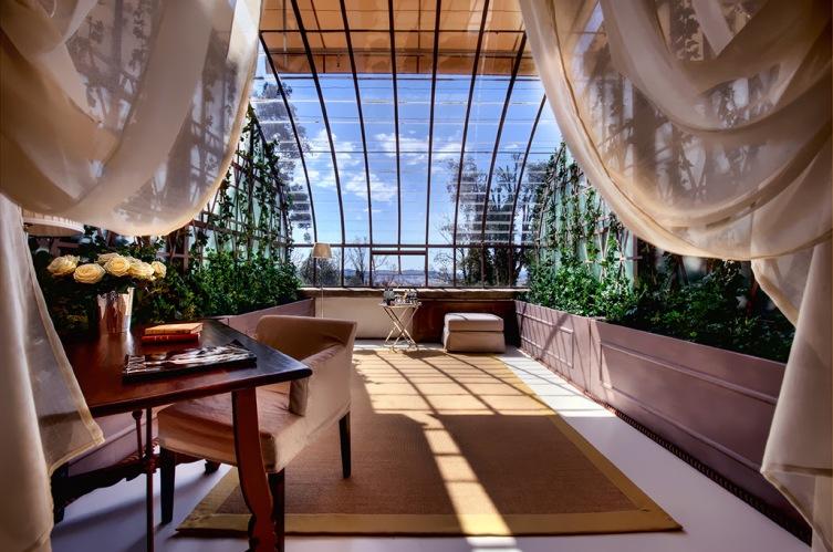 Hôtel Il Salviatino : douceur sur les hauteurs de Florence…
