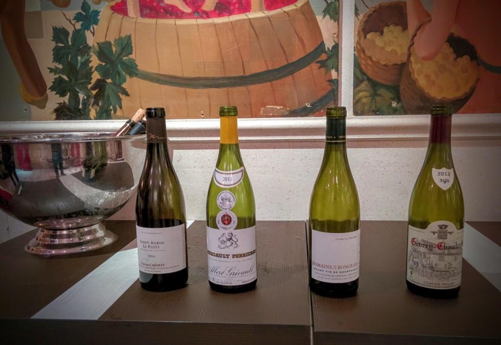Bourgognes Millesimes 2016