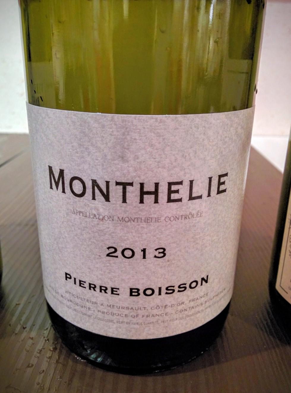 Monthélie Bourgogne