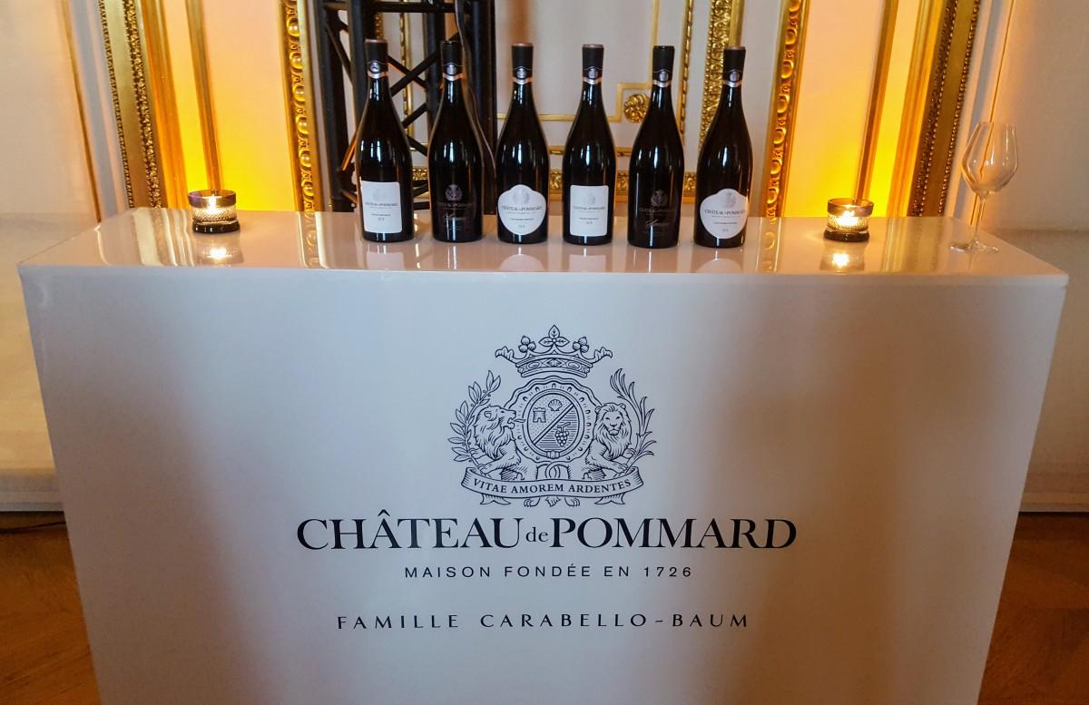 Château de Pommard, nouvelle Silicon Valley du vin en Bourgogne