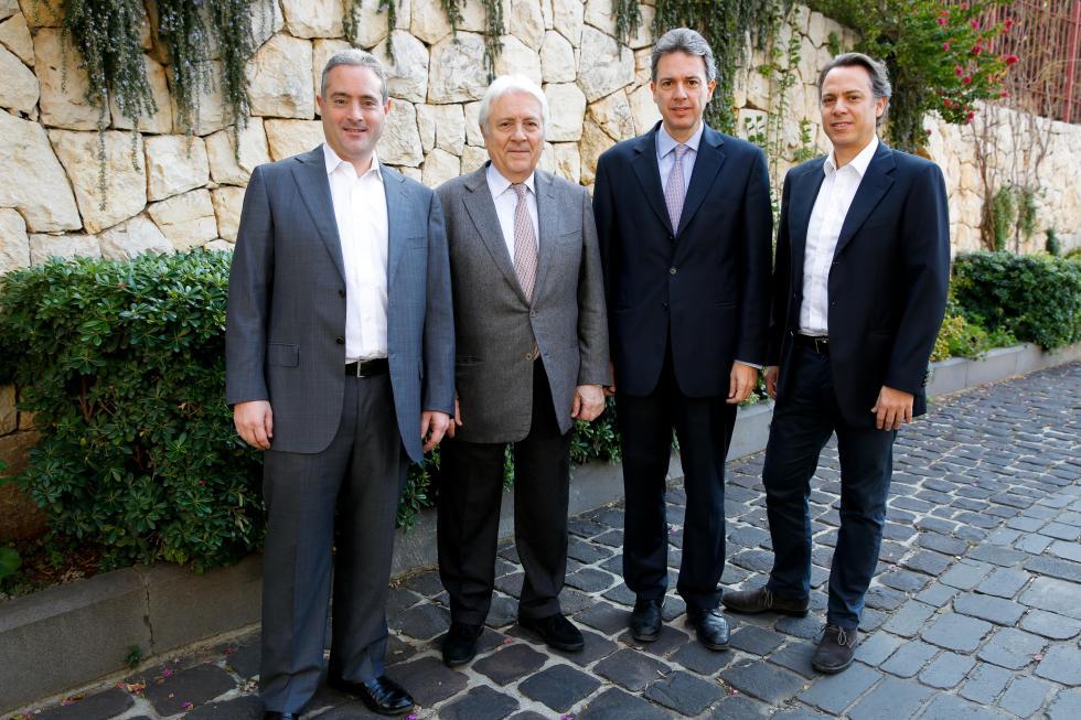 Ralph, Ronald, Gaston et Marc Hochar CHATEAU MUSAR 23-12-2015 013.jpg