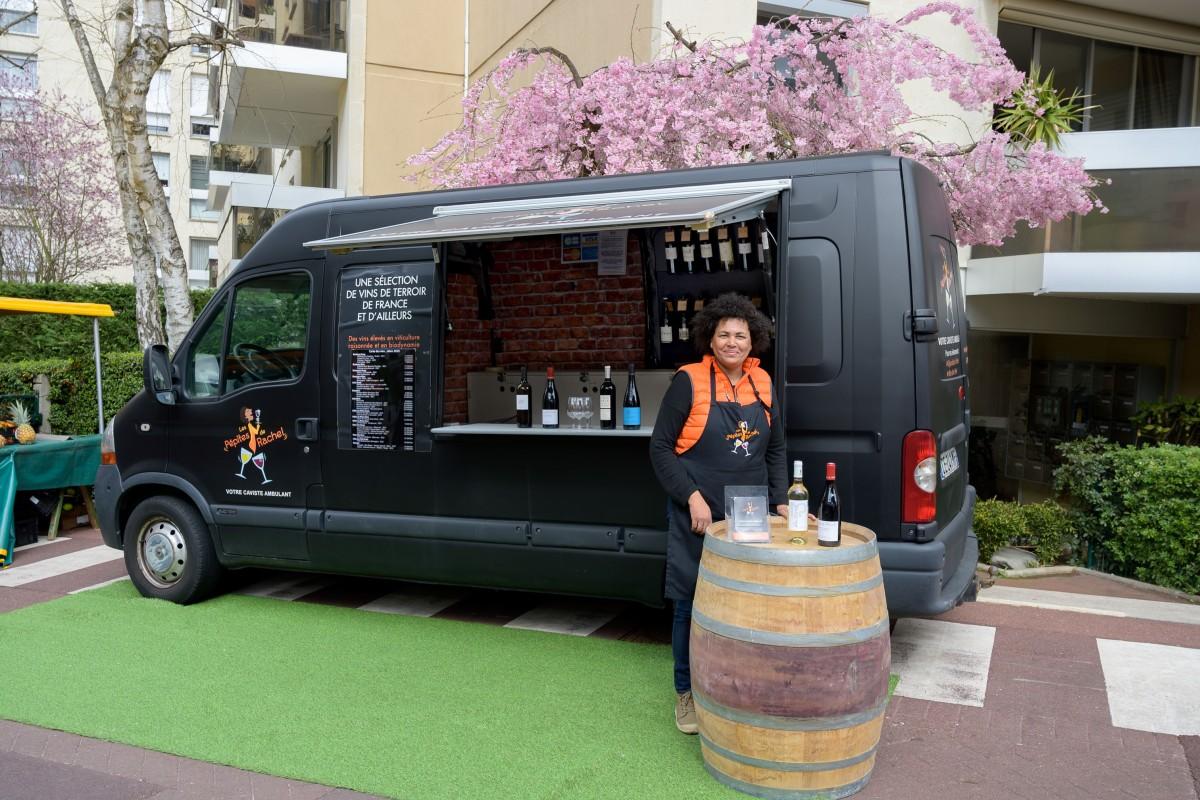 Les Pépites de Rachel version Wine Truck,  LE nouveau réseau de cavistes ambulants