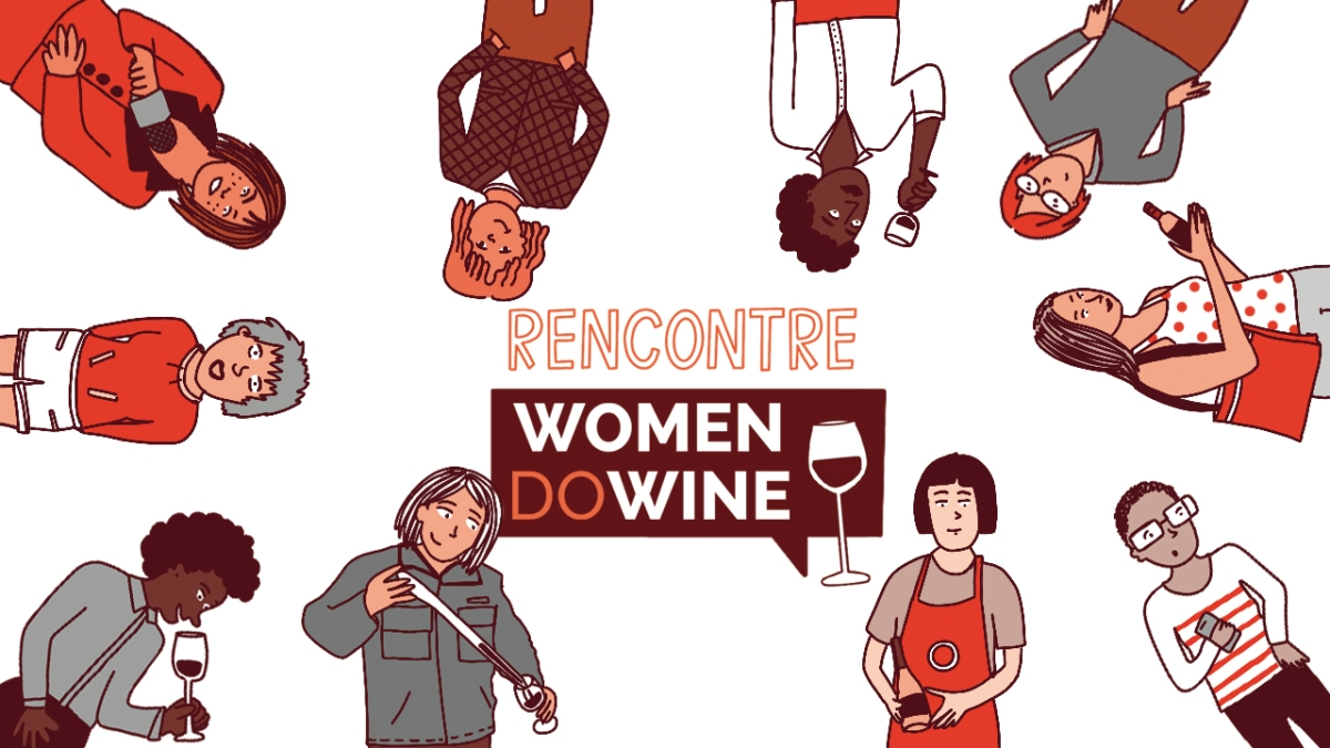 PREMIÈRE RENCONTRE WOMEN DO WINE DIMANCHE 23 JUIN 2019