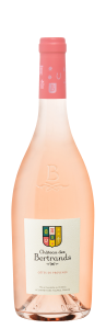 PACKSHOT CHATEAU DES BERTRANDS ROSE VINTAGE 2019