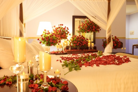 Romantic Turn Down Service - LVR Phu Quoc